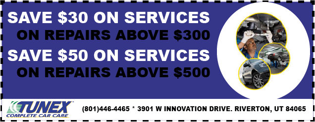 SAVE $30 OFF any Repairs Above $300. SAVE $50 OFF any Repairs Above $500